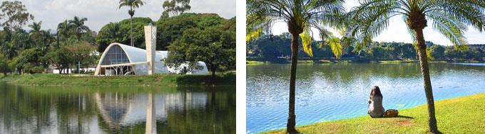 Lagoa da Pampulha Belo Horizonte