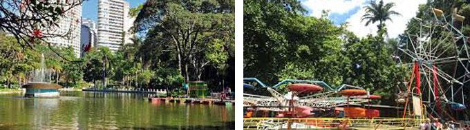 Parque Municipal de Belo Horizonte